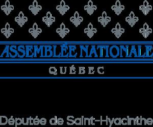 Chantal Soucy, députée de Saint-Hyacinthe
