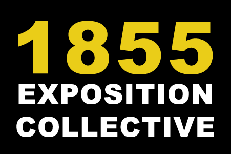 1855 Exposition collective