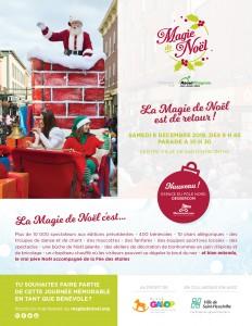 Magie de Noël - Pub magazine
